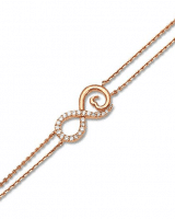 Carat Eternity Bracelet