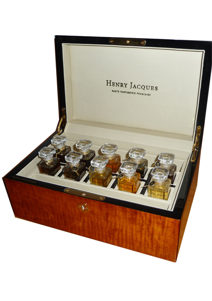 Henry Jacques' Cave Collection