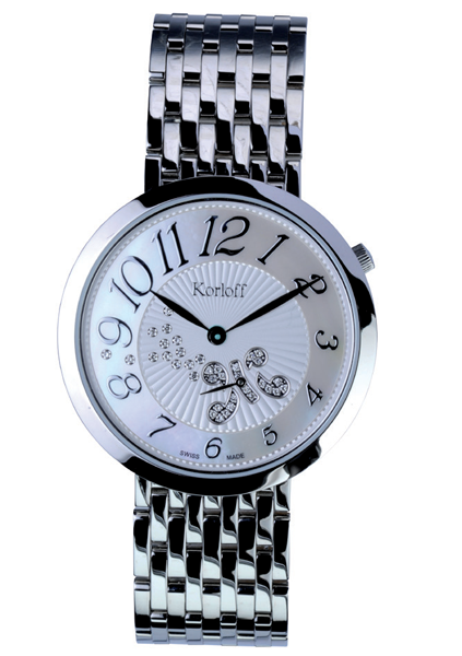 Ladies' Classic round collection 38 mm/steel