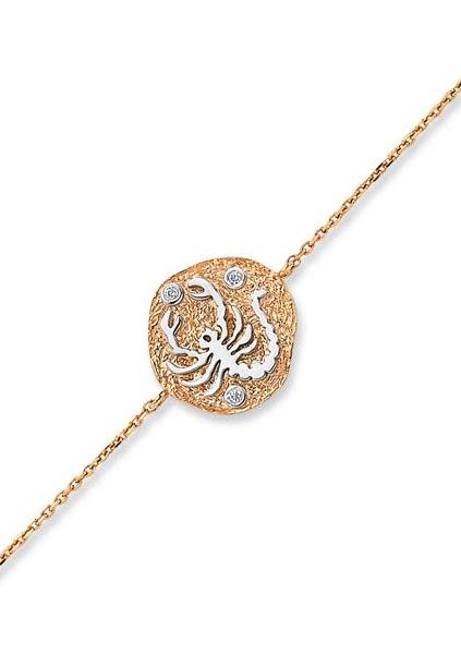 Diamond Bracelet Scorpio