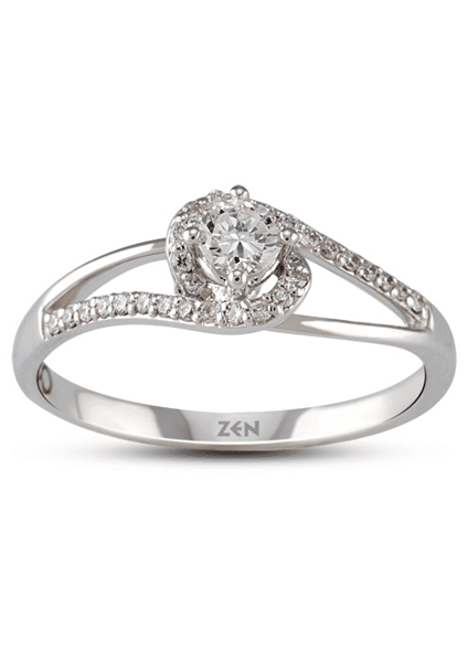 Carat Solitaire Diamond Rings